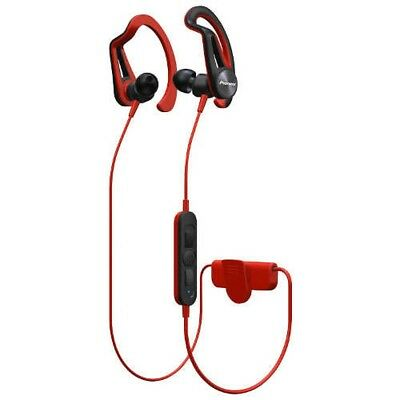 Pioneer Japan Genuine SE-E7BT(R) Bluetooth Sports Earphone Red Japan Tracking • 51.12£