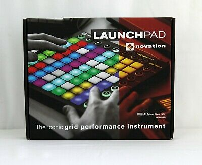 Novation Launchpad MK2 8x8 Grid Instrument For Ableton Live, 64 Pads, RGB PADS • 89£