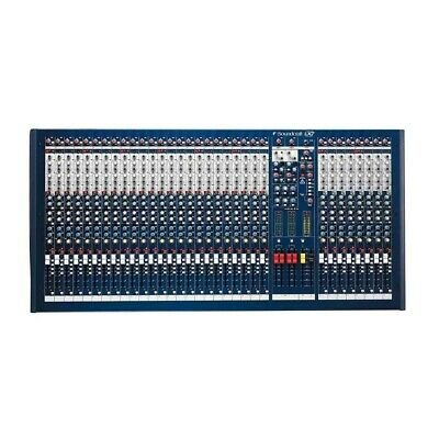 Soundcraft Spirit LX7ii 32Channel Live/Recording Mixer • 1,039.94£
