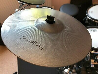 Roland CY-15R-MG Ride V-Cymbal From TD-30KV Excellent Condition • 200£