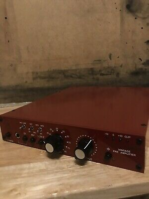 Golden Age Project PRE-73 MKiii Vintage Style Preamp, Tested And Works • 275.21£