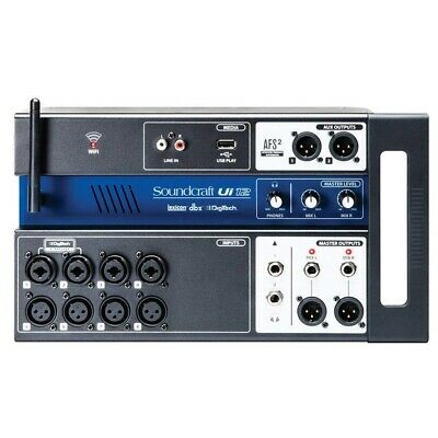 Soundcraft Ui12 12-Input Remote-Controlled Digital Mixer • 274.41£