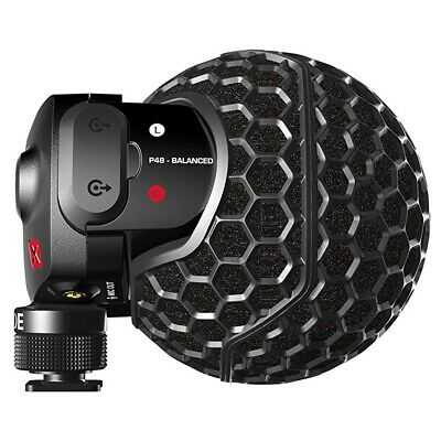 Rode Stereo VideoMic X On-Device Professional Stereo Microphone X SVMX IN BOX • 471.41£