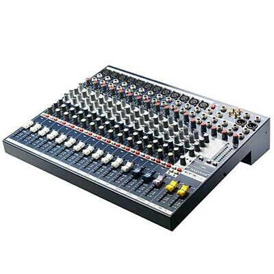 Soundcraft EFX12 12-Ch Stage Studio Live Rackmountable Mixer W/ Lexicon Effects • 379.37£