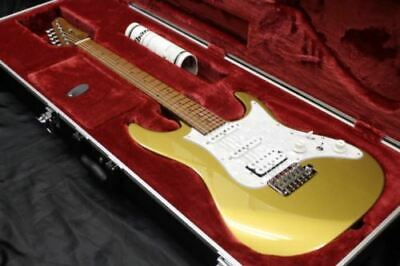 Ibanez AZ2204 GD Prestige Made In Japan Gold Ver. Electric Guitar With Hard Case • 2,031.21£