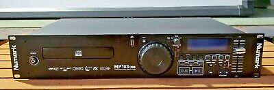 Numark MP103USB & MP3 CD Player~ For Parts / Repair • 32.56£