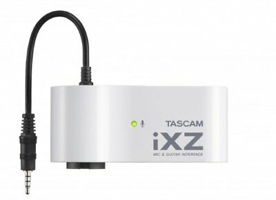 TASCAM Japan Mic/Instrument Interface For IPad/iPhone/iPod Touch IXZ • 69.46£