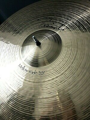 Paiste 20  Signature Mellow Ride Cymbal • 318.37£