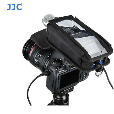 JJC HRP-H4N Handy Recorder Protective Pouch Case For ZOOM H4n Pro REP PCH-4n • 12.89£