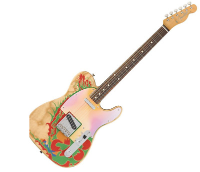 Fender Jimmy Page Telecaster RW NAT Electric Guitar • 1,688.79£