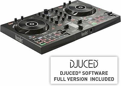 Hercules Djcontrol Inpulse 300 - DJ Controller With USB - 2 Tracks With 16 Pads • 206.67£