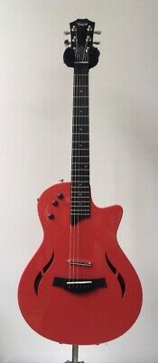 Taylor T5Z Classic Deluxe Fall Limited 2017 Fiesta Red • 1,881.99£