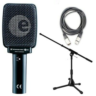 Sennheiser E906 Amp/Drum Microphone Bundle With Amp Mic Stand And Cable  • 133.04£