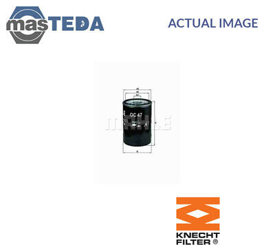 Knecht Engine Oil Filter Oc 47 Of I New Oe Replacement • 13.99£