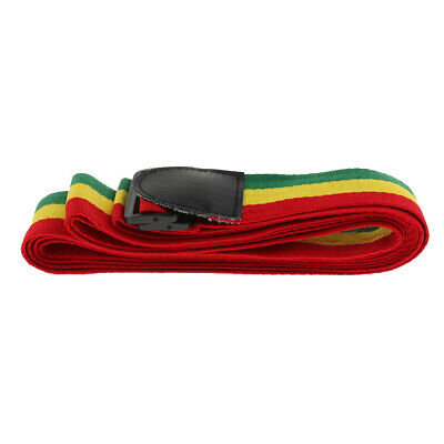 Adjustable African Drum Djembe Soft Strap Belt For Percussion Accessory • 5.29£