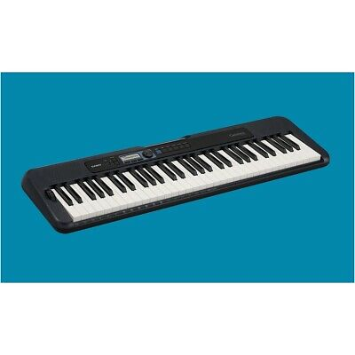 Casio CT-S300 Casiotone Digital Keyboard Black CTS300 New • 153.19£