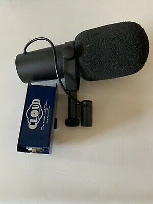 Shure Sm7b Microphone With Cloudlifter CL-1 • 344.56£