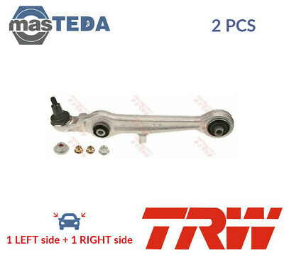 2x TRW LOWER FRONT LH RH TRACK CONTROL ARM PAIR JTC1279 P NEW OE REPLACEMENT • 194.99£