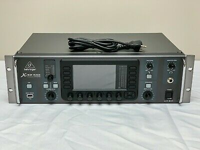 Behringer X32 Rack Digital Mixer USED GREAT CONDITION • 930.86£