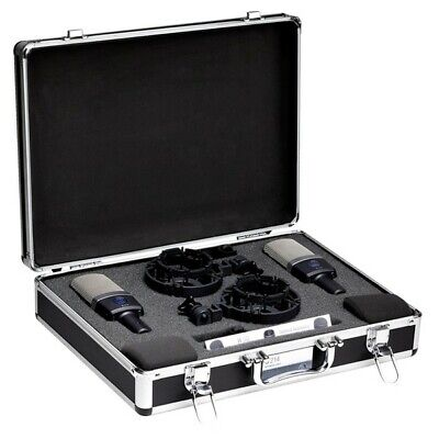 Akg C214 Stereo Set With Case • 480£