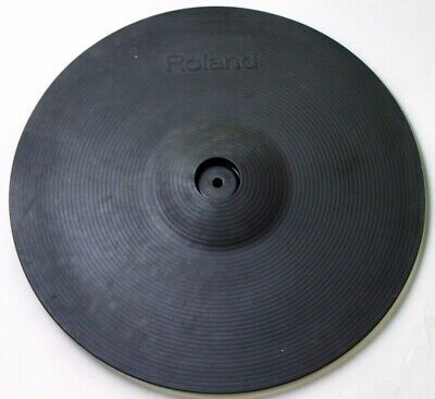 Roland CY-15R 15  Triple-Zone Electronic V-Drums Ride Cymbal Pad • 195£