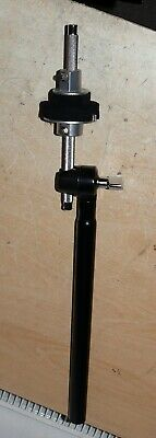ROLAND V DRUMS Cy5 Hi Hat Boom Arm Mount & Anti Spin Fittings BLACK Medium No.1 • 22.99£