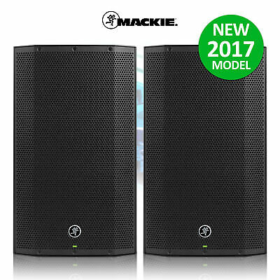 Mackie Thump12A V4 Active DJ PA Speaker 12  2600W Powered NEW! 2017 (Pair) • 509£