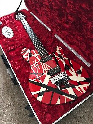 EVH Wolfgang Special Striped Series Guitar With Hardcase • 1,129£