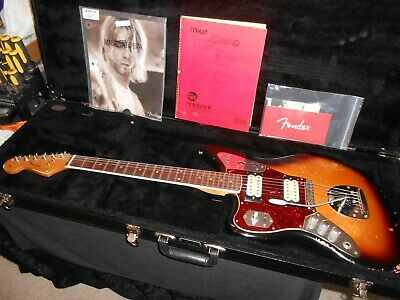 Fender Kurt Cobain Road Worn Jaguar 2012 W/ OHSC -  LEFTY • 1,040.05£