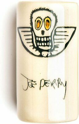 Dunlop Slide 256 Joe Perry Boneyard Medium Short Porcelain 5-6 Sweat Absorbing • 23.39£