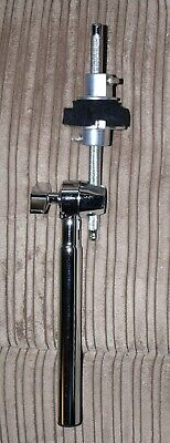 ROLAND V DRUMS Cy5 Hi Hat Boom Arm Mount With Anti Spin Fittings Chrome No.4 • 22.99£