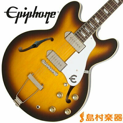 Epiphone Limited Edition Elitist 1965 Casino Vintage Outfit Vs Sunburst • 2,511.10£