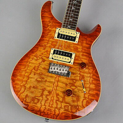 Prs Se Custom24 Burled Ash Electric Guitar Paul Reed Smith Custom 24 Undisplayed • 1,304.40£