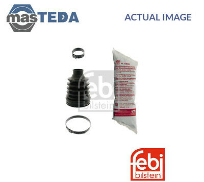 Febi Bilstein Transmission End Front Right Cv Joint Boot Kit 100190 P New • 19.99£