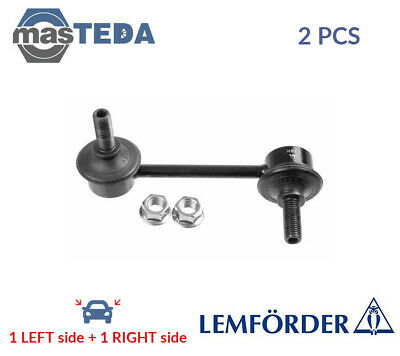 2x LEMFÖRDER FRONT ANTI ROLL BAR STABILISER PAIR 24938 01 G NEW OE REPLACEMENT • 30.99£