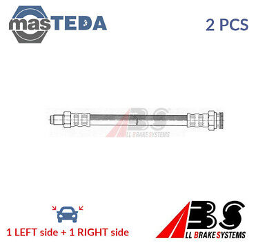2x ABS REAR INNER BRAKE HOSE LINE PIPE SL 4990 P NEW OE REPLACEMENT • 19.99£