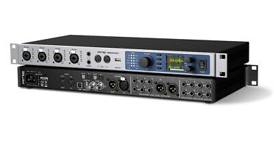 RME Fireface UFX II - 60-Channel 192kHz High-end USB 2.0 Audio Interface! • 1,604.06£