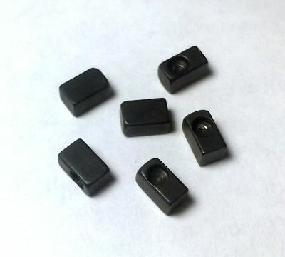 6 Genuine Fender USA Floyd Rose String Locking Block Insert For Schaller Tremolo • 5.59£