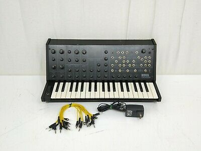 Korg MS-20 Mini Monophonic Synthesizer In Excellent Condition • 405.85£