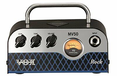 VOX Guitar Amp Head MV50-CR New Vacuum Tube Nutube Loaded MV50 Rock JAPAN #gh9 • 204.26£