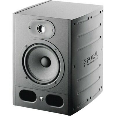 Focal Alpha 65 Active 2 Way 6.5  Near Field Professional Monitor Speaker Single • 293.79£