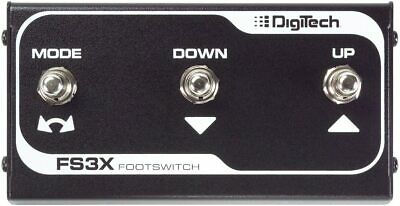 DigiTech FS3X 3 Button Footswitch Enhance Your Performance With A Hands Free  • 31.66£