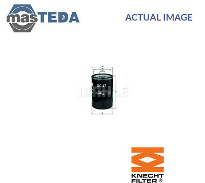 Knecht Engine Oil Filter Oc 47 Of G New Oe Replacement • 12.99£