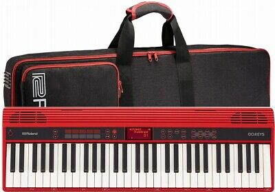 Roland / Go-61K Go Keys Case Set Entry Keyboard Yrk • 923.59£