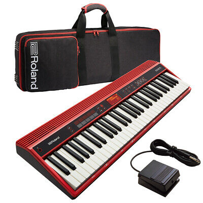 Roland / Go-61K Go Keys Case Pedal Set Entry Keyboard Yrk • 923.77£