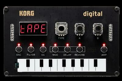 Available For Immediate Delivery Korg Nu Tekt Nts-1 Digital Kit • 380.29£