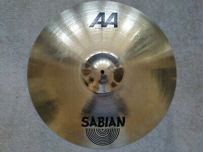 Sabian AA Rock Ride 21  53cm Ride Cymbal Same As Used By Ray Luzier Of Korn • 190£