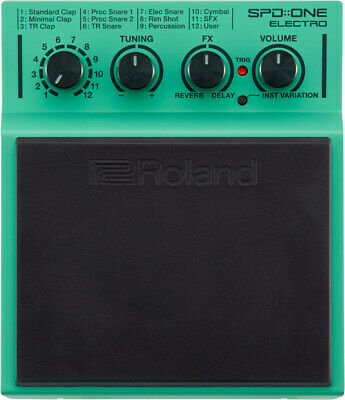 Roland Spd One Electro With Ac Adapter • 555.91£