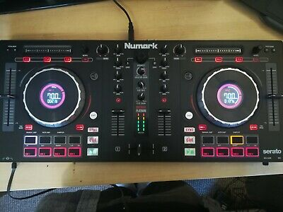 Numark Mixtrack Platinum All-in-One Controller Solution For Serato DJ • 171£