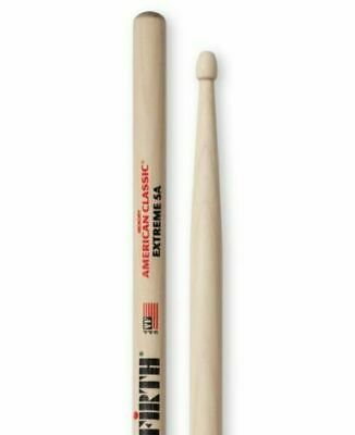 Vic Firth X5A - Extreme 5A Wood Tip - FREE 24 hour delivery in most cases